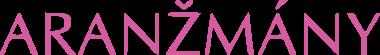 Aranžmány Logo